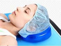 Supine Head Rest, Close Head Ring, protects the head, face, neck and ears during all type of Surgery